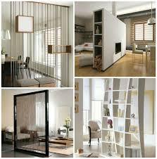 separation de chambre séparation de pièce idées originales comment séparer l espace