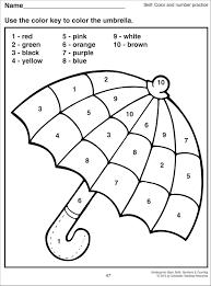 color by number worksheets preschool kids coloring europe