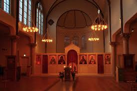 church chandeliers lighting in orthodox churches liturgical principles and practical