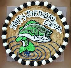 birthday cookie cake large bass cookie cake birthday song with name best