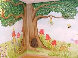 Best Murals Images On Pinterest Bedroom Ideas Kids Rooms And - Kids room wall murals