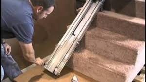 lubricating your stair lift youtube