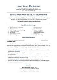 examples of resumes 81 awesome professional resume outline