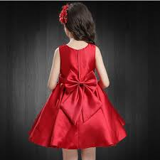 mannp brand fashion formal moana dress baby bow pattern for