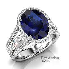 sapphire and engagement rings sapphire engagement rings from bez ambar
