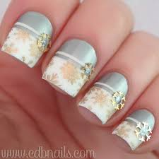 cdbnails 12 days of christmas nail art born pretty review