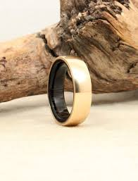 Wooden Wedding Rings by Gold And Ancient Bog Oak Wooden Ring U2014 Wedgewood Rings