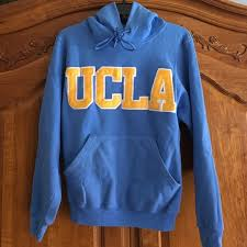 ucla sweatshirt hoods pullover and sweatshirt