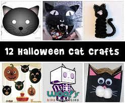 Halloween Craft Kids - black cat halloween crafts for kids woo jr kids activities