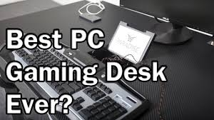 Best Gaming Computer Desks by Paradise Desk The Best Pc Gaming Desk Ever Youtube