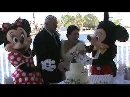 mickey and minnie wedding mickey and minnie mouse crash disney wedding reception wdw