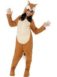 child fox onesie costume 44074 fancy dress ball