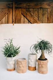 Planter Pot Knotwork La U2014 Large Tiki Lady Planter Pot 3
