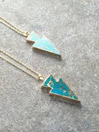 turquoise gold necklace images Gold turquoise and gold arrow necklace bobbles and lace jpg