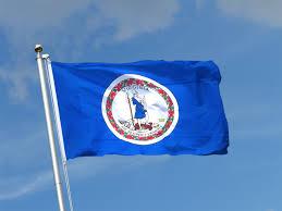 Virginia Flags Flagge Virginia Kaufen 90 X 150 Cm Flaggenplatz De