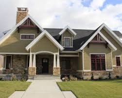 Craftsman Home Designs Craftsman Home Exterior Colors Similiar Craftsman Style Exterior