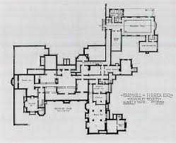 Gilded Age Mansions Floor Plans Farm Hill Basement Gilded Age Mansions Pinterest Basements
