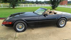 rowley corvette for sale special cars replicars