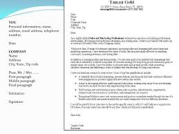 how to do a cover letter for a resume 100 images best