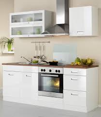 K Henzeile Neu G Stig Küchenzeile 250 Cm Mit Elektrogeräten Am Besten Büro Stühle Home
