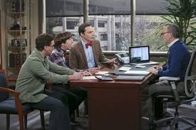 The Big Bang Theory   Episode       The Application Deterioration     Also  Penny  Amy and Bernadette give Koothrappali dating advice when Emily reaches out to him after their breakup  on The Big Bang Theory  Thursday