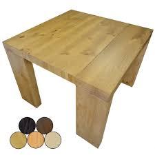 Table Haute En Bois Massif by Table Console Extensible En Bois Massif 10 Couverts Woodini 5