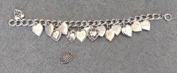 jewelry sterling charm bracelet images Silver jewelry repairs harriete estel berman jpg