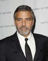 jonathan george haircuts george clooney short side part george clooney handsome and