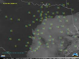 Wildfire Band Texas by Goes 14 Srso R Return Flow Of Gulf Of Mexico Moisture In Eastern