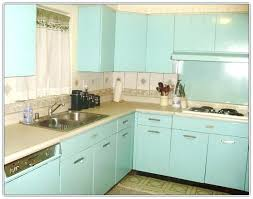 Metal Kitchen Cabinet Doors Metal Kitchen Cabinet Retro Metal Kitchen Cabinets For Steel
