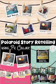 polaroid story retelling u2013 piccollage