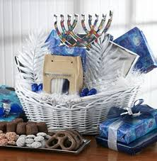 hanukkah gift baskets 30 best christmas basket ideas images on christmas