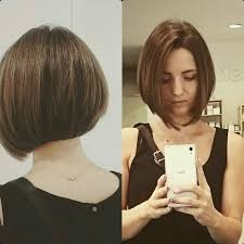how to cut angled bob haircut myself 163 best bob images on pinterest bob hairs bobs and short bobs