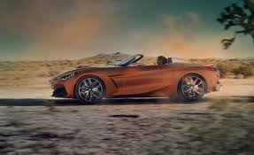 stanced smart car bmw concept z4 photos and info news car and driver