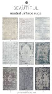 Rug Color Best 10 Neutral Rug Ideas On Pinterest Living Room Area Rugs