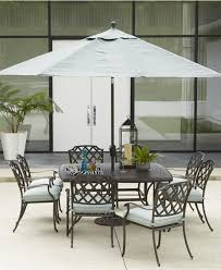 Aluminum Patio Dining Set Best Materials For The Outdoor Dining Chairs Atnconsulting Com