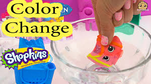 diy color change shopkins mcdonalds happy meal edition toy how to