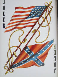 Civil War Flags For Sale American Civil War Playing Card For Sale Antiques Com Classifieds