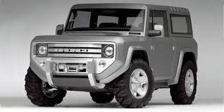 ford bronco 2017 4 door next ford bronco in development in australia ford authority