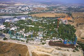 Six Flags Magic Mountain 10 Found Unconscious After Roller Coaster Ride At Magic