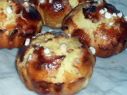 recette de petites brioches algériennes simples et légères