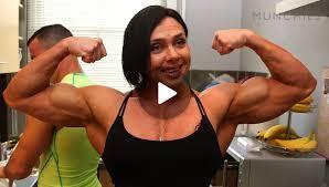 Rene Meme Bodybuilding - a female bodybuilder explains her extreme diet