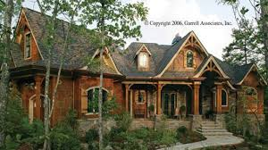 small lakefront house plan rare plans lake with porches front home