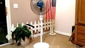 kenmore 18 inch stand fan with remote my new kenmore 18 inch stand fan w remote unboxing review youtube