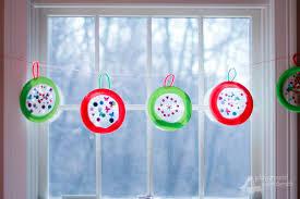 kidmade banner suncatcher ornaments
