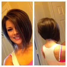 how to cut angled bob haircut myself 10 chic inverted bob hairstyles easy short haircuts popular