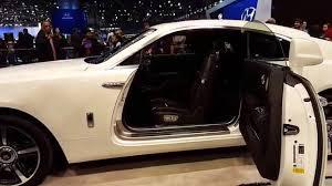 2016 Rolls Royce Wraith Exterior Interior Walkaround 2016 Chicago