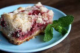 raspberry recipes fresh raspberry bars southern bite