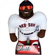 Boston Red Sox Home Decor by Boston Red Sox David Ortiz 34 Plush Studd Doll