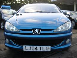 used peugeot 206 used 2004 peugeot 206 cc coupe cabriolet s for sale in polegate